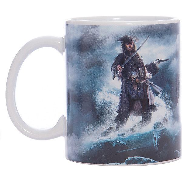 Disney Кружка Пираты Карибского Моря. Морской разбойник, 350 мл., Disney кружка кофе 350 мл nuova r2s s p a кружка кофе 350 мл