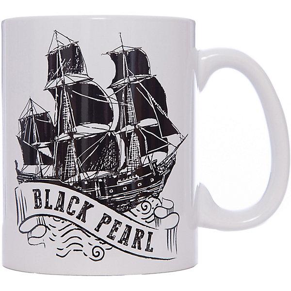 Disney Кружка Пираты Карибского Моря. Черная Жемчужина, 500 мл., Disney графин боярский 500 мл ш 18 500 907736