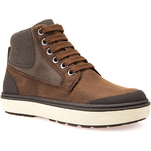 GEOX Ботинки для мальчика Geox каталог обуви геокс
