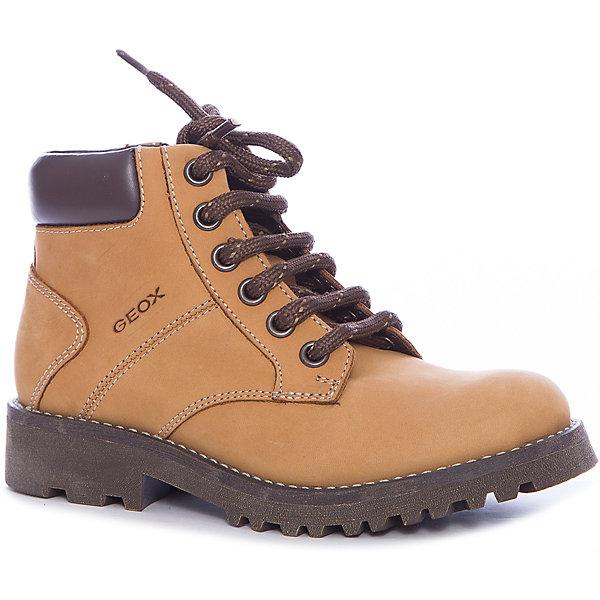 GEOX Ботинки для мальчика Geox обувь геокс