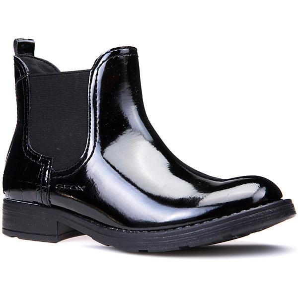 GEOX Ботинки для девочки Geox обувь геокс