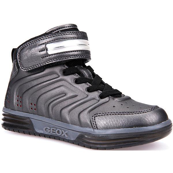 GEOX Кроссовки со светодиодами для мальчика Geox обувь геокс