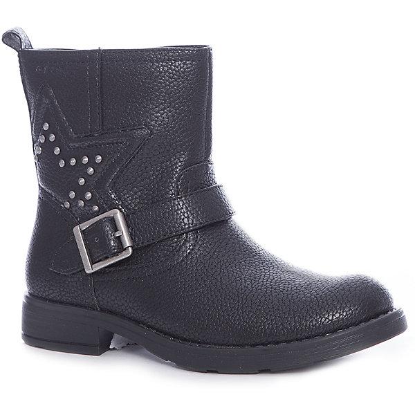GEOX Ботинки для девочки Geox каталог обуви геокс