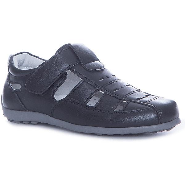 MURSU Полуботинки Mursu для мальчика ботинки для мальчика mursu цвет черный 205598 размер 33