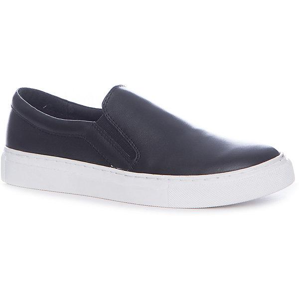 MURSU Слипоны Mursu для мальчика ботинки для мальчика mursu цвет черный 205598 размер 33