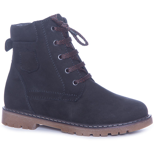 MURSU Ботинки Mursu для мальчика ботинки шк обувь ботинки