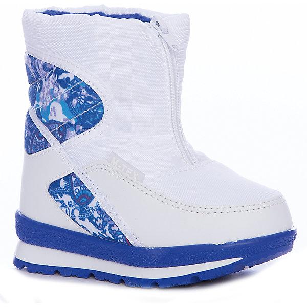 MURSU Сапоги Mursu для девочки ботинки для девочки mursu цвет серый 205703 размер 30