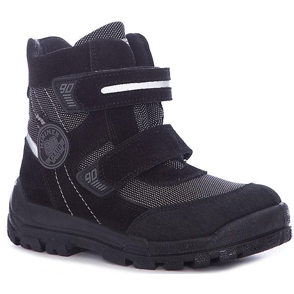 Minimen Ботинки для мальчика Minimen minimen minimen школьные ботинки для мальчика черные