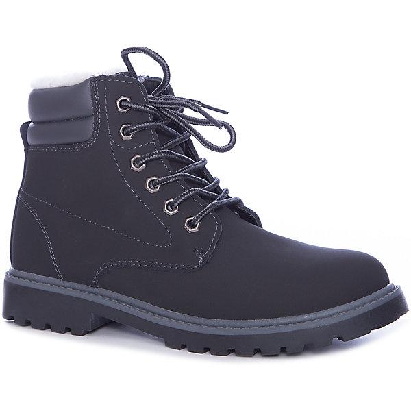 Crosby Ботинки для мальчика Crosby ботинки для мальчика reima черные