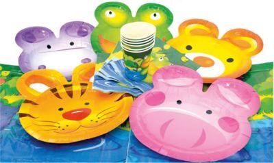 Набор для праздника  Веселые животные , артикул:6860601 - Сервировка праздничного стола