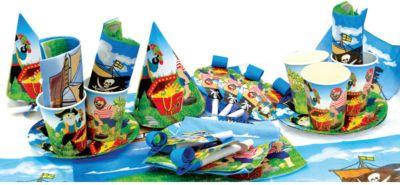 Набор для праздника  Пираты , 130см*180см, артикул:6860602 - Сервировка праздничного стола
