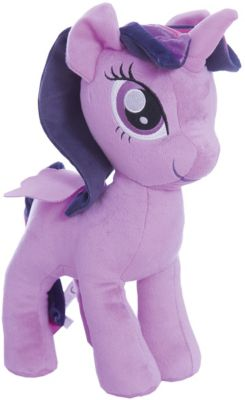 Мягкая игрушка My little Pony  Плюшевые пони  Твайлайт Спаркл (Искорка), 30 см, артикул:6861721 - Мягкие игрушки