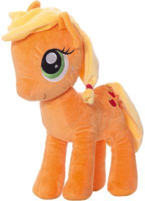 Мягкая игрушка Hasbro My little Pony  Плюшевые пони  Эплджек, 30 см, артикул:6861722 - Мягкие игрушки