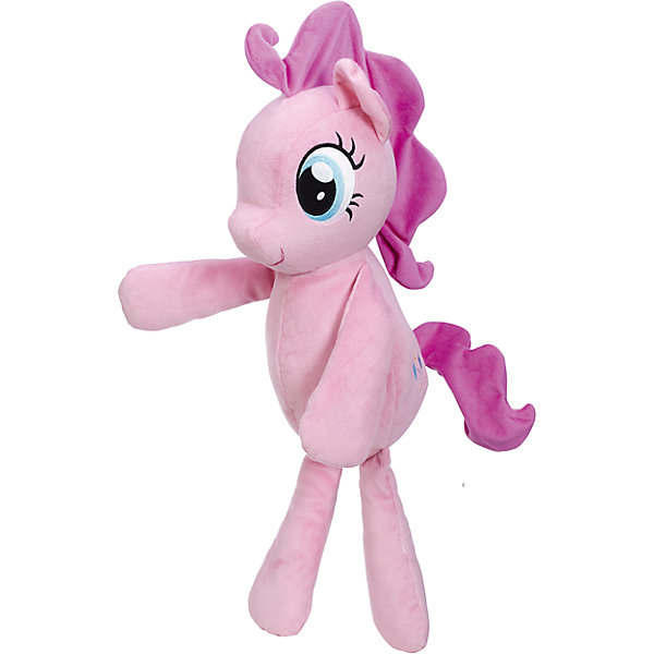 Hasbro Мягкая игрушка My little Pony Плюшевые пони для обнимашек Пинки Пай, 50 см