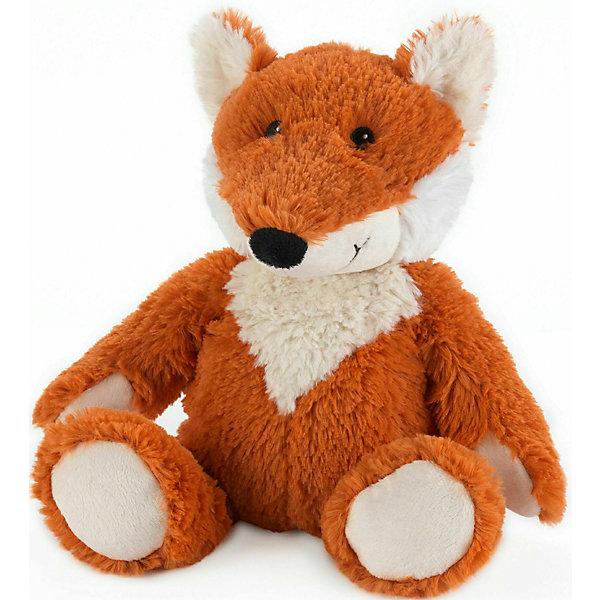 Warmies Игрушка-грелка Лиса Cozy Plush, Warmies грелки warmies cozy plush игрушка грелка дракон
