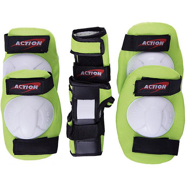 Action Защита локтя, запястья, колена, PWM-326, Action цена