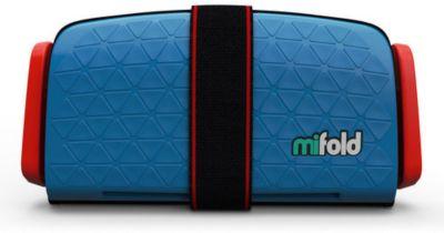 Автокресло-бустер Mifold 15-36 кг, denim blue, артикул:6878752 - Автокресла