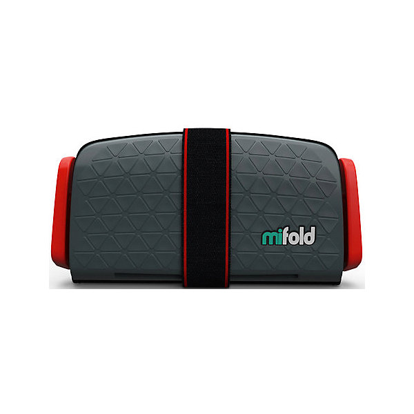 Mifold Автокресло-бустер Mifold 15-36 кг, slate grey mifold автокресло бустер mifold 15 36 кг slate grey