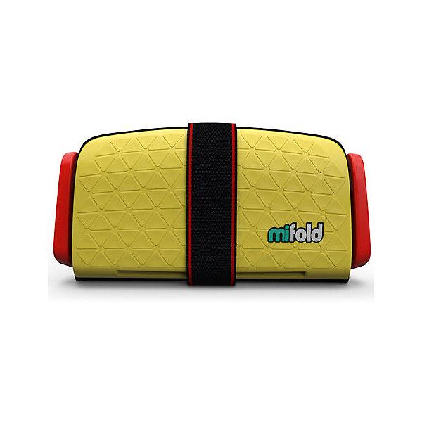 Автокресло-бустер Mifold 15-36 кг, taxi yellow