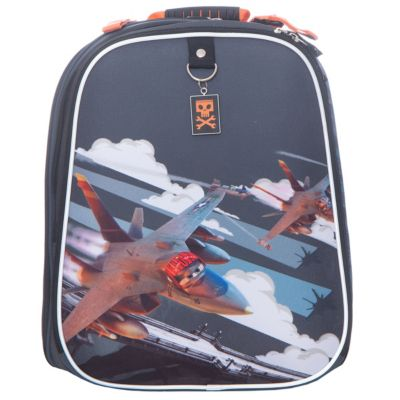 Рюкзак Disney с эргономичной спинкой Flying Planes ( модель Com Style ), артикул:6878896 - Самолеты