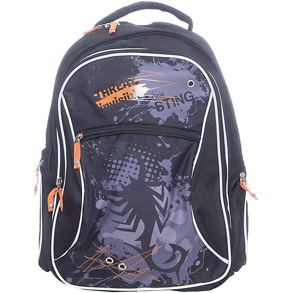 Erich Krause Рюкзак школьный Erich KrauseInvisible scorpion erich krause рюкзак школьный la fleur