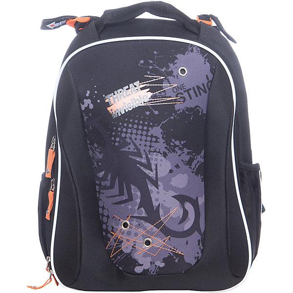 Erich Krause Рюкзак школьный Erich Krause с эргономичной спинкой Invisible scorpion ( модель Multi Pack ) erich krause рюкзак школьный doodling multi pack