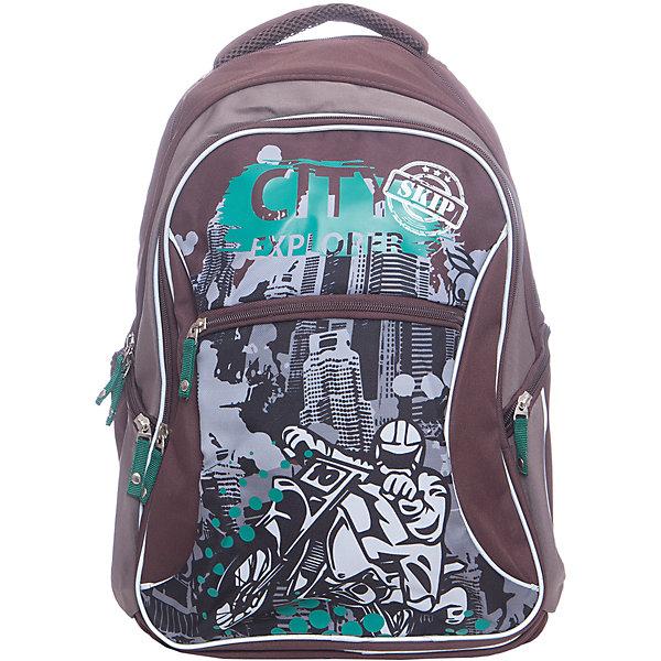 Erich Krause Рюкзак школьный Erich KrauseCity Explorer erich krause рюкзак школьный doodling multi pack