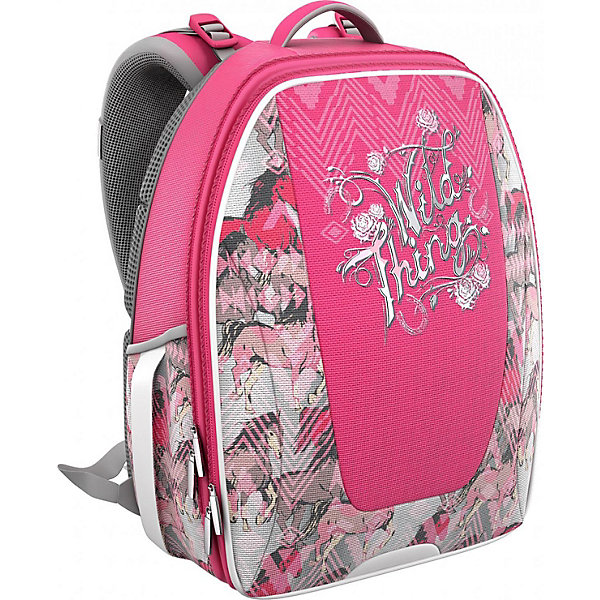Erich Krause Рюкзак школьный Erich Krauseс эргономичной спинкой Wild Spirit ( модель Multi Pack ) erich krause рюкзак школьный doodling multi pack