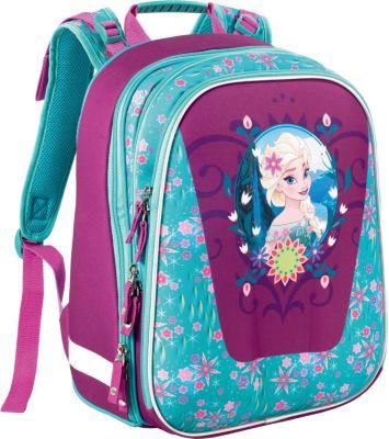 Рюкзак Disney с эргономичной спинкой Elsa ( модель Com Style ), артикул:6878921 - Холодное Сердце