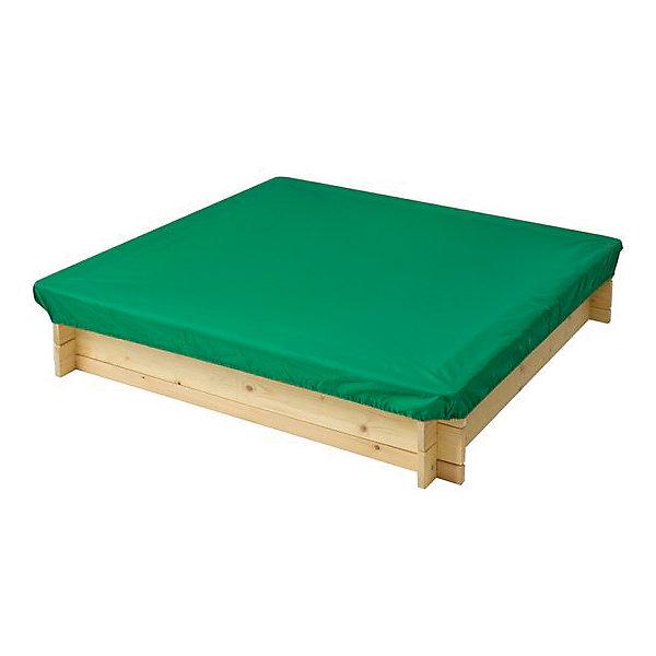 PAREMO Защитный чехол для песочниц, зеленый,