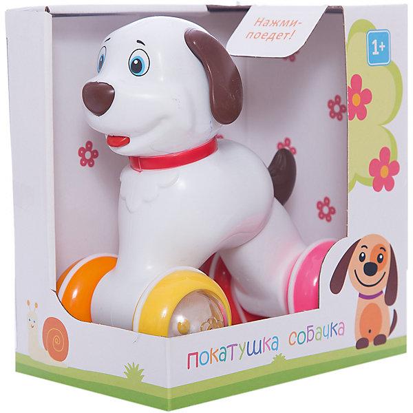 Стеллар Игрушка-покатушка Собачка, Стеллар-М игрушка stellar игрушка покатушка собачка 01394