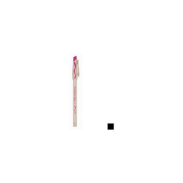 Paper mate Ручка шариковая Replay со стриемыми чернилами, розовая