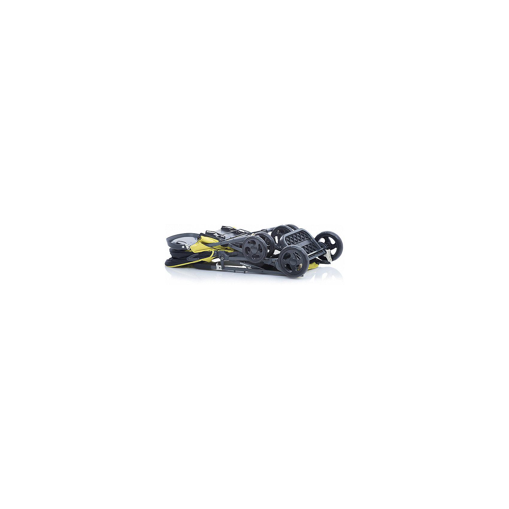 Прогулочная коляска Caboose Graphite, Joovy, черный