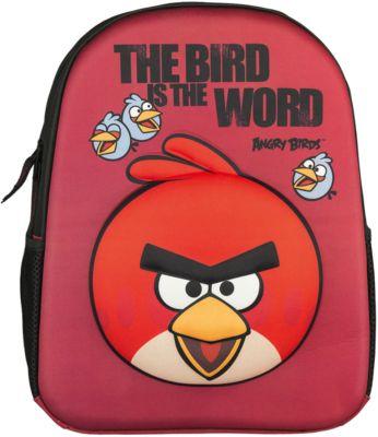 Рюкзак школьный Kinderline Angry Birds, артикул:6891455 - Angry Birds