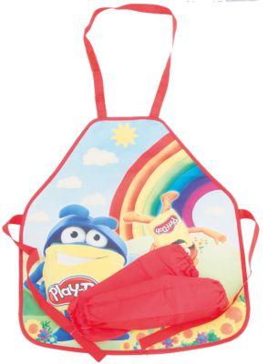 Фартук для труда с нарукавниками Kinderline  Play-Doh , артикул:6892439 - Рисование и лепка