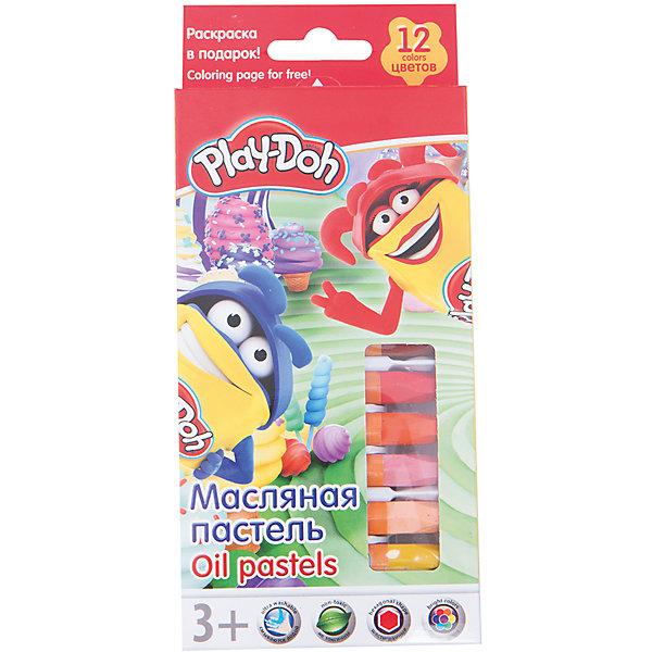 Play-Doh Масляная пастель 12 цветов в картонной коробке + 2 раскраски Размер 19,8 х 8,8 х 1,8 см.Масляные и восковые мелки<br>Характеристики товара:<br><br>• в комплекте: 12 мелков, 2 раскраски;<br>• размер мелка: 7,2х1,1 см;<br>• возраст: от 3-х лет;<br>• размер упаковки: 1,8х8,8х19,8 см;<br>• вес: 135 грамм;<br>• страна: Китай.<br><br>С масляной пастелью ребенок создаст яркие и красивые рисунки, которые станут украшением любого дома. В комплект входят 12 мелков и 2 раскраски.<br><br>Мелки имеет обертку, чтобы ребенок не испачкался во время рисования.<br><br>Пастель хорошо ложится на поверхность, оставляя мягкие штрихи.<br><br>Play-Doh (Плей До) Масляную пастель 12 цветов в картонной коробке + 2 раскраски Размер 19,8 х 8,8 х 1,8 см можно купить в нашем интернет-магазине.<br>Ширина мм: 198; Глубина мм: 88; Высота мм: 18; Вес г: 135; Возраст от месяцев: 36; Возраст до месяцев: 72; Пол: Унисекс; Возраст: Детский; SKU: 6892444;