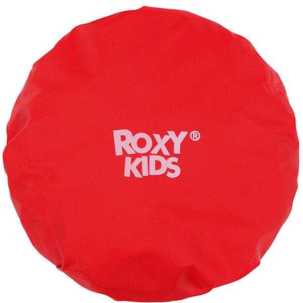 Roxy-Kids Чехлы на колеса в сумке, Roxy-Kids, красный чудо чадо чехлы на колеса для коляски диаметр 18 28 см цвет темно синий 4 шт