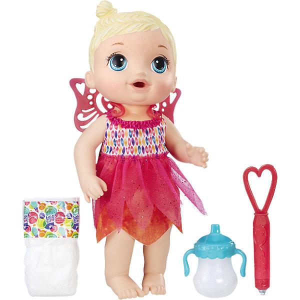 Hasbro Интерактивная кукла Baby Alive Малышка - Фея