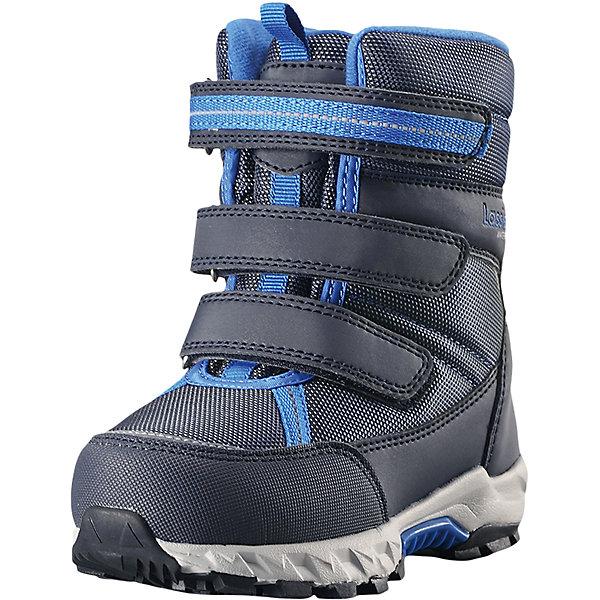 Сапоги Boulder Lassietec LassieОбувь<br>Характеристики товара:<br><br>• цвет: синий;<br>• внешний материал: полиэстер, полиуретан, текстиль;<br>• внутренний материал: искусственный мех;<br>• стелька: искусственный мех;<br>• подошва: термопластиная резина;<br>• сезон: зима;<br>• температурный режим: от 0 до -30С;<br>• застежка: три ремешка на липучках;<br>• водонепроницаемая зимняя обувь; <br>• гибкая легкая подошва из филона/резины;<br>• подкладка из искусственного меха;<br>• съемные стельки; <br>• светоотражающие детали;<br>• страна бренда: Финляндия;<br>• страна изготовитель: Китай;<br><br>Пара отличных зимних ботинок – вот без чего просто не обойтись в холодное время года! Эти стильные водонепроницаемые детские зимние ботинки изготовлены из текстиля и синтетического материала, прочного и простого в уходе. Благодаря мягкой подкладке из искусственного меха во время прогулок на свежем воздухе ножкам будет тепло и сухо. Регулируемая застежка на липучке облегчает обувание и обеспечивает хорошую фиксацию на ноге. Светоотражающие детали.<br><br>Сапоги Boulder Lassietec Lassie (Ласси) можно купить в нашем интернет-магазине.<br>Ширина мм: 257; Глубина мм: 180; Высота мм: 130; Вес г: 420; Цвет: синий; Возраст от месяцев: 12; Возраст до месяцев: 18; Пол: Мужской; Возраст: Детский; Размер: 22,35,34,33,32,31,30,29,28,27,26,25,24,23; SKU: 6901030;