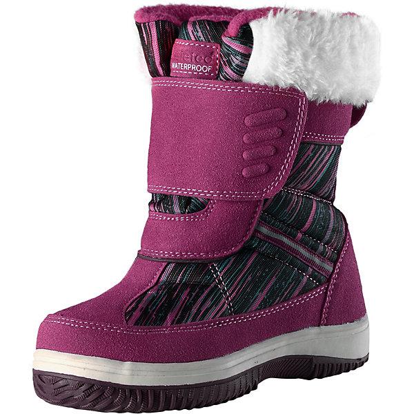 Сапоги Baffin Lassietec LassieОбувь<br>Характеристики товара:<br><br>• цвет: розовый;<br>• внешний материал: полиэстер, полиуретан, текстиль;<br>• внутренний материал: искусственный мех;<br>• стелька: искусственный мех;<br>• подошва: термопластиная резина;<br>• сезон: зима;<br>• температурный режим: от 0 до -30С;<br>• застежка: широкий ремешок с липучкой;<br>• водонепроницаемая зимняя обувь; <br>• подошва из термопластичного каучука обеспечивает хорошее сцепление с поверхностью;<br>• подкладка из искусственного меха;<br>• съемные стельки; <br>• светоотражающие детали;<br>• страна бренда: Финляндия;<br>• страна изготовитель: Китай;<br><br>Пара отличных зимних ботинок – вот без чего просто не обойтись в холодное время года! Эти стильные водонепроницаемые детские зимние ботинки изготовлены из текстиля и синтетического материала, прочного и простого в уходе. Благодаря мягкой подкладке из искусственного меха во время прогулок на свежем воздухе ножкам будет тепло и сухо. Легко надевается.<br><br>Сапоги Baffin Lassietec Lassie (Ласси) можно купить в нашем интернет-магазине.<br>Ширина мм: 257; Глубина мм: 180; Высота мм: 130; Вес г: 420; Цвет: розовый; Возраст от месяцев: 21; Возраст до месяцев: 24; Пол: Унисекс; Возраст: Детский; Размер: 24,35,34,33,32,30,29,28,27,26,25,31; SKU: 6901060;