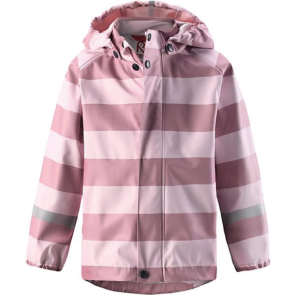 Купить Плащ-дождевик Reima Vesi для девочки, Китай, розовый, Женский