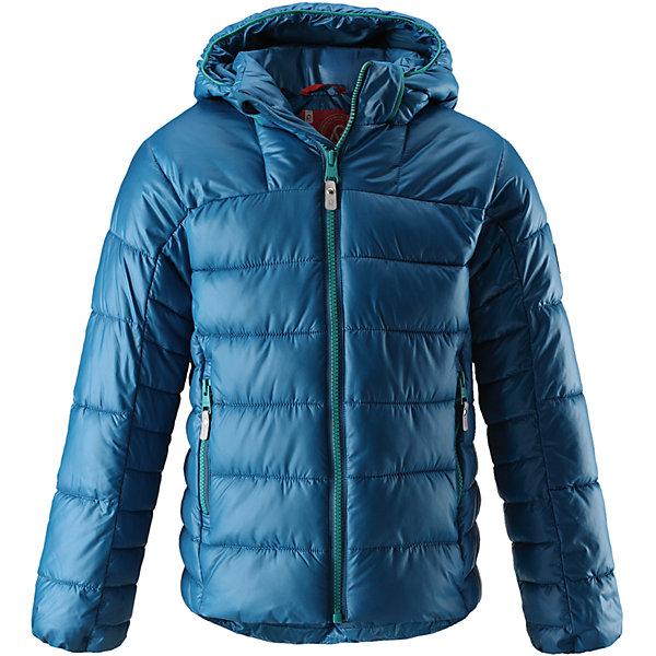 Куртка Reima Petteri для мальчикаОдежда<br>Характеристики товара:<br><br>• цвет: синий;<br>• состав: 100% полиамид;<br>• подкладка: 100% полиэстер;<br>• утеплитель: 100% полиэстер;<br>• сезон: зима;<br>• температурный режим: от 0 до -20С;<br>• воздухопроницаемость: 3000 мм;<br>• пуховая куртка для подростков;<br>• водоотталкивающий, ветронепроницаемый дышащий и грязеотталкивающий материал;<br>• гладкая подкладка из полиэстера;<br>• безопасный, съемный капюшон;<br>• эластичные манжеты;<br>• два боковых кармана;<br>• светоотражающие детали;<br>• страна бренда: Финляндия;<br>• страна изготовитель: Китай.<br><br>Теплая и ветронепроницаемая зимняя куртка для детей и подростков. Куртку с гладкой подкладкой из полиэстера легко надевать и очень удобно носить. Куртка оснащена съемным капюшоном, что обеспечивает дополнительную безопасность во время активных прогулок – капюшон легко отстегивается, если случайно за что-нибудь зацепится. Два кармана на молнии для мобильного телефона и других ценных мелочей. Образ довершают практичные детали: длинная молния высокого качества и светоотражающие элементы.<br><br>Куртку Petteri для мальчика Reima от финского бренда Reima (Рейма) можно купить в нашем интернет-магазине.<br>Ширина мм: 356; Глубина мм: 10; Высота мм: 245; Вес г: 519; Цвет: синий; Возраст от месяцев: 36; Возраст до месяцев: 48; Пол: Мужской; Возраст: Детский; Размер: 158,152,146,140,134,128,122,116,110,104,164; SKU: 6903016;