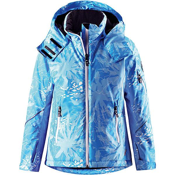 Купить Куртка Reimatec® Reima Glow для девочки, Вьетнам, синий, Женский
