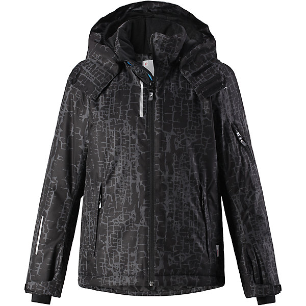 Купить Утепленная куртка Reima Detour Reimatec®, Вьетнам, черный, 110, 104, 164, 158, 152, 146, 140, 134, 128, 122, 116, Мужской