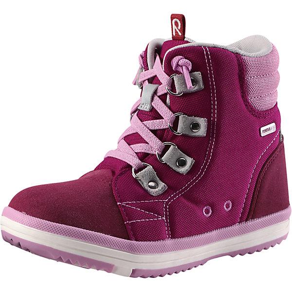 Reima Ботинки Wetter Wash Reimatec® Reima для девочки ботинки детские reima wetter wash цвет черный 5693439990 размер 33