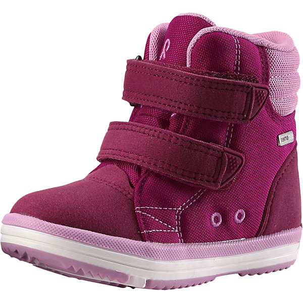Купить Ботинки Patter Reimatec® Reima для девочки, Вьетнам, розовый, Женский