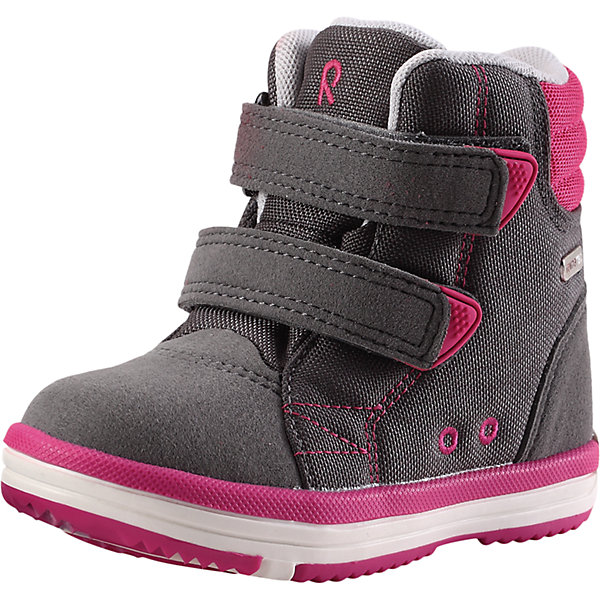 Купить Ботинки Patter Reimatec® Reima для девочки, Вьетнам, серый, Женский
