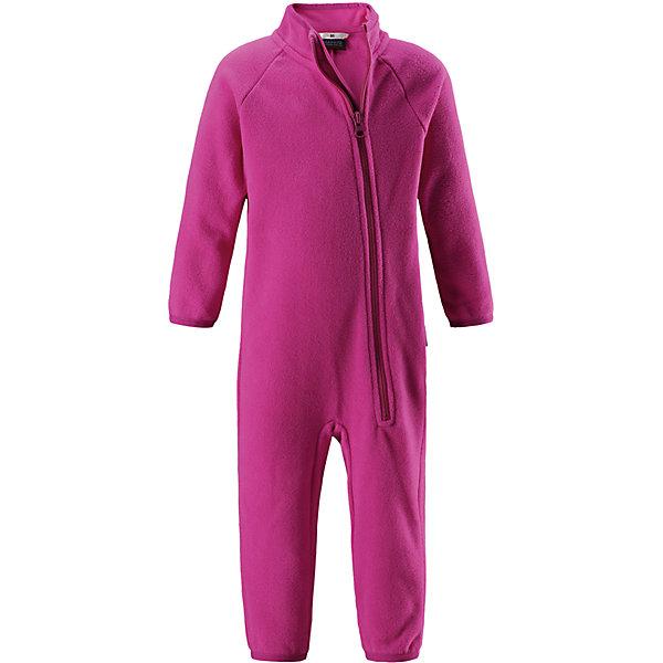 Флисовый комбинезон LassieФлис и термобелье<br>Характеристики товара:<br><br>• цвет: фуксия;<br>• состав: 100% полиэстер; <br>• сезон: зима;<br>• температурный режим: от 0 до -20С;<br>• выводит влагу в верхние слои одежды;<br>• дышащий, теплый и быстросохнущий флис;<br>• эластичный воротник, манжеты на рукавах и брючинах;<br>• длинная молния с защитой подбородка;<br>• страна бренда: Финляндия;<br>• страна изготовитель: Китай;<br><br>Флисовый комбинезон на молнии. Теплый комбинезон с эластичными манжетами на рукавах и брючинах.<br><br>Флисовый комбинезон Lassie (Ласси) можно купить в нашем интернет-магазине.<br>Ширина мм: 190; Глубина мм: 74; Высота мм: 229; Вес г: 236; Цвет: розовый; Возраст от месяцев: 6; Возраст до месяцев: 9; Пол: Женский; Возраст: Детский; Размер: 74,68,98,92,86,80; SKU: 6905461;