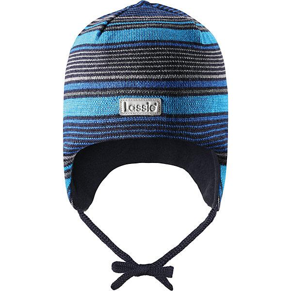 Lassie Шапка Lassie lassie шапка синий