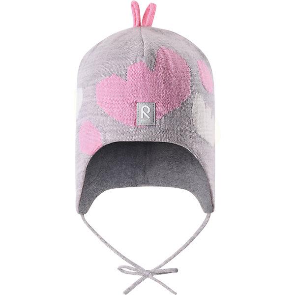 Reima Шапка Reima Vatukka для девочки reima шапка lumme для девочки reima